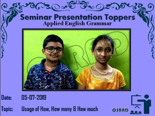 Spoken English Class in Coimbatore