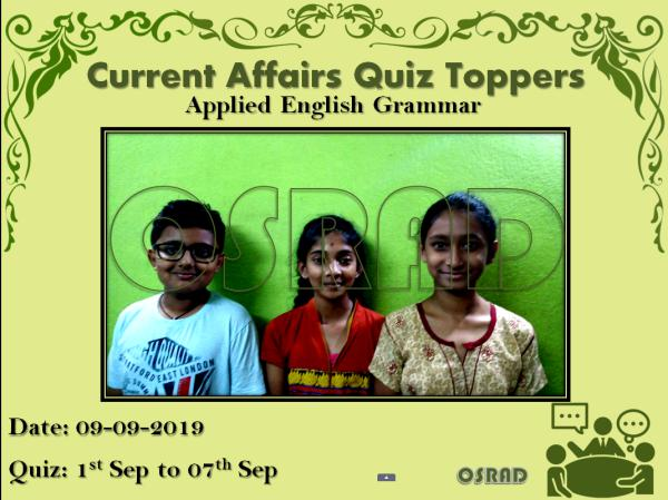 English Grammar Classes in Coimbatore