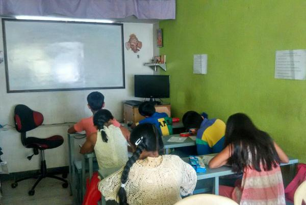 Academic English Grammar at R S Puram